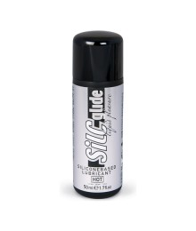 HOT SILC GLIDE LUBRICANTE BASE SILICONA 50 ML