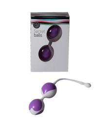 SECRET BALLS BOLAS CHINAS MORADO