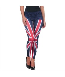 INTIMAX UK LEGGINS BLUE