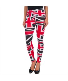 INTIMAX LEGGINS ENGLAND RED