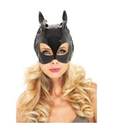 LEG AVENUE MASCARA VINILO CAT WOMAN