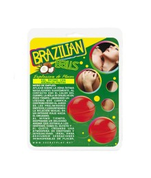 SECRET PLAY BRAZILIAN BALLS AROMA FRUTAS DEL BOSQUE