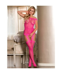 BODY PINK LEOPARD ROSA