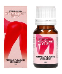 SPANISH FLY POTENCIADOR DEL PLACER FEMENINO 10ML