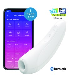 SATISFYER CURVY 1 BLANCO
