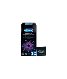 DUREX PERFECT CONNECTION PRESERVATIVOS 10UDS