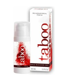 TABOO MALE BOOSTER GEL 30ML