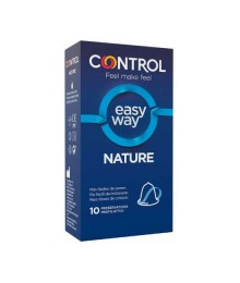 CONTROL PRESERVATIVOS NEW NATURE EASY WAY 10UDS