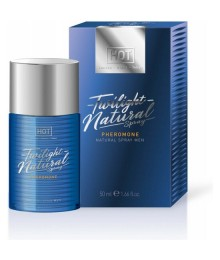 HOT TWILIGHT PERFUME CON FEROMONAS NATURAL PARA EL EN SPRAY 50ML