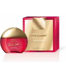 HOT TWILIGHT PERFUME CON FEROMONAS PARA ELLA 15ML