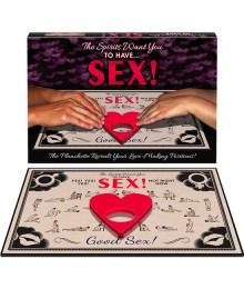 KHEPER GAMES THE SPIRITS WANT YOU TO HAVE SEX